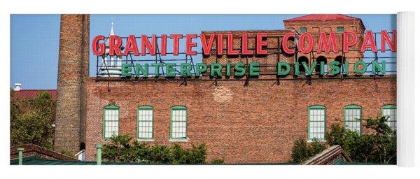 Enterprise Mill - Graniteville Company - Augusta Ga 2 Yoga Mat