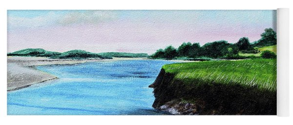 Essex River South Ipswich Yoga Mat