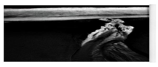 Estuary To The Sea Yoga Mat