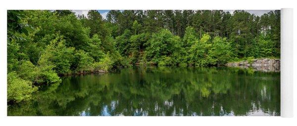 Euchee Creek Park - Grovetown Trails Near Augusta Ga 1 Yoga Mat