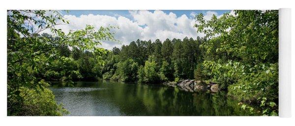 Euchee Creek Park - Grovetown Trails Near Augusta Ga 2 Yoga Mat