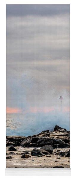 Explosive Sea 5 Yoga Mat