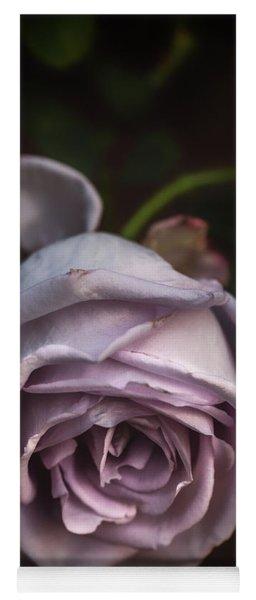 Fading Bloom Yoga Mat