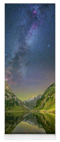Faelensee Nights Yoga Mat
