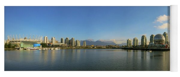 False Creek Panorama Yoga Mat