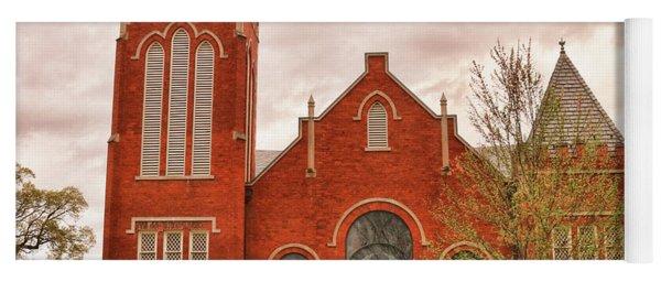 Farmville United Methodist Church Farmville Virginia Yoga Mat