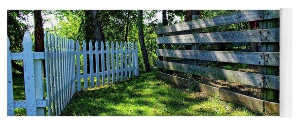 Fence Yoga Mat