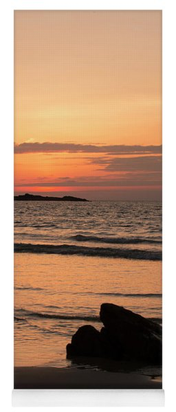 Fine Art Sunset Collection Yoga Mat