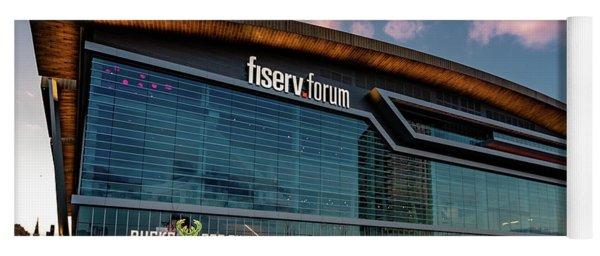 Fiserv.forum Yoga Mat