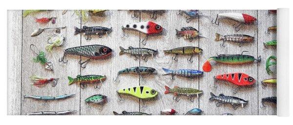 Fishing Lures - Dwp2669219 Yoga Mat