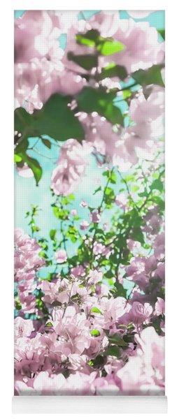 Floral Dreams Iv Yoga Mat