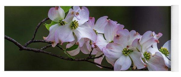 Flowering Dogwood Yoga Mat