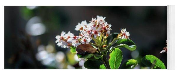 Beautiful Blooms Yoga Mat