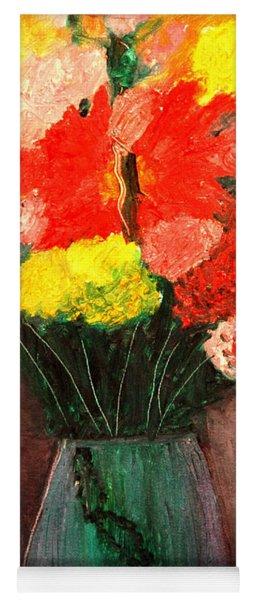 Flowers Still Life Yoga Mat