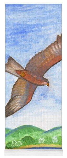 Flying Hawk Yoga Mat