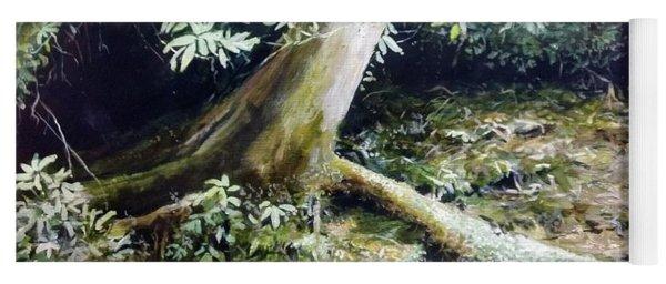 Forest Edge Yoga Mat