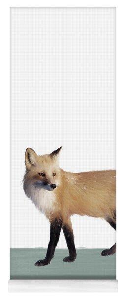 Fox On Sage Yoga Mat