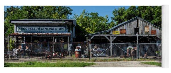 Frog Hollow General Store - Augusta Ga Yoga Mat