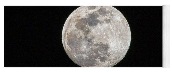 Full Moon Yoga Mat