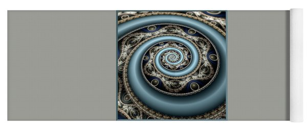 Gallery 2 Cover Image.  Not For Sale. Yoga Mat