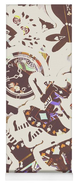 Games And Fairytales Yoga Mat