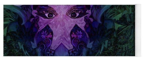 Garden Eyes Yoga Mat