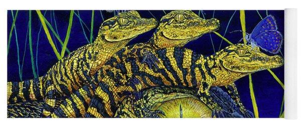 Gator Nursery  Yoga Mat