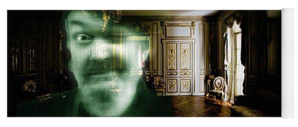 Ghost Of Dr. John Yoga Mat