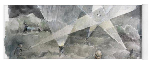 Ghostbusting The New Zealand Storm-petrel Yoga Mat