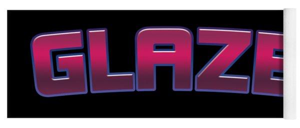 Glaze #glaze Yoga Mat