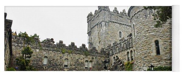 Glenveagh Castle Front Yoga Mat
