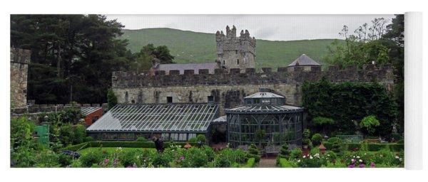 Glenveagh Castle Gardens Yoga Mat