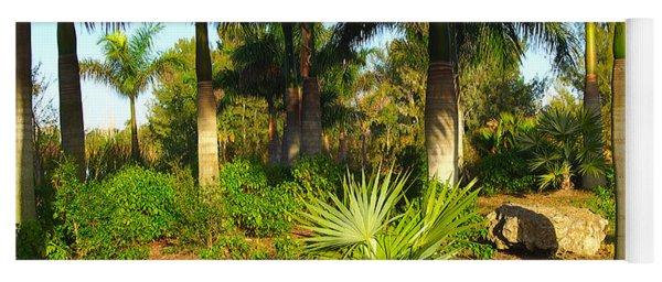 Glorious Palms Yoga Mat