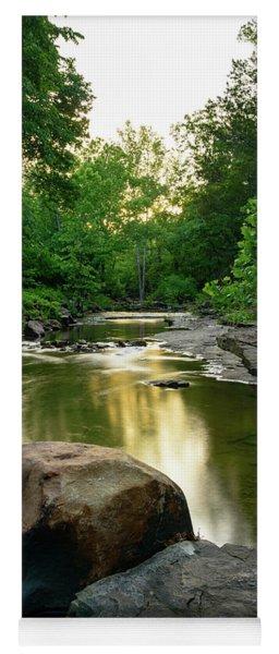 Golden Creek Yoga Mat
