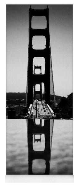 Golden Gate Reflection Yoga Mat