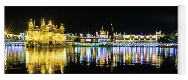 Golden Temple Amritsar Yoga Mat