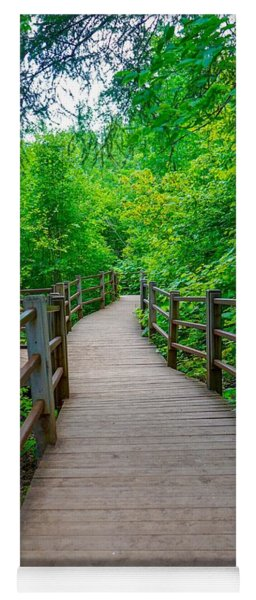 Gooseberry River Trail Yoga Mat