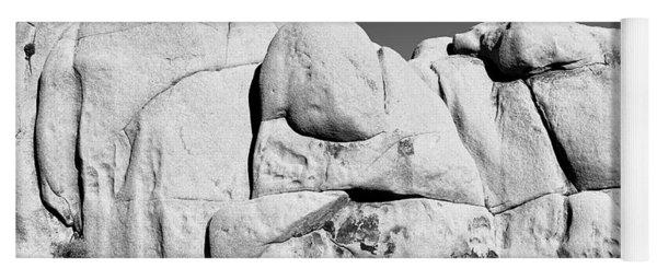Granite Face Yoga Mat