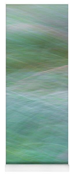 Grasses Yoga Mat