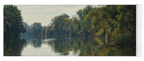 Great Morava River Yoga Mat