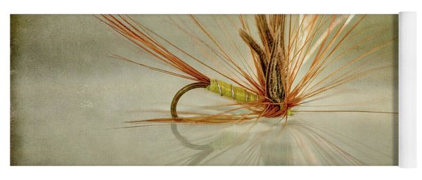 Greenwells Glory Dry Fly Yoga Mat