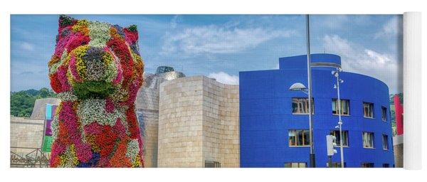 Guggenheim Museum 2 Yoga Mat