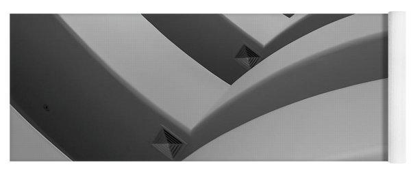 Guggenheim_museum Yoga Mat