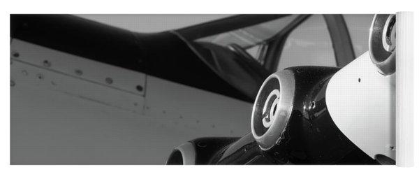 Guns Of The Mustang Yoga Mat