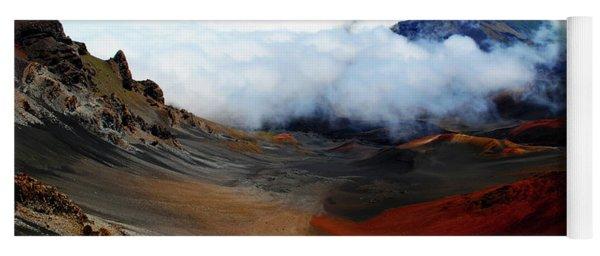 Haleakala Crater Yoga Mat