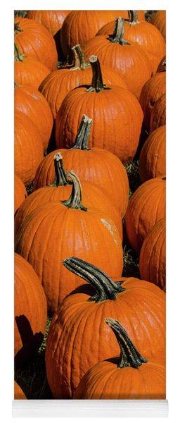 Halloween Harvest Yoga Mat