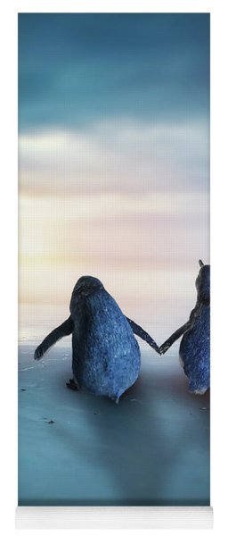 Happy Feet Yoga Mat