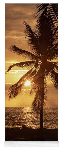 Hawaii Sunset Yoga Mat