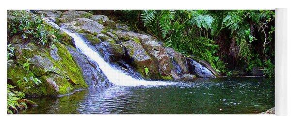 Healing Pool - Maui Hawaii Yoga Mat