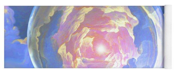 Heaven Meets Sea Yoga Mat